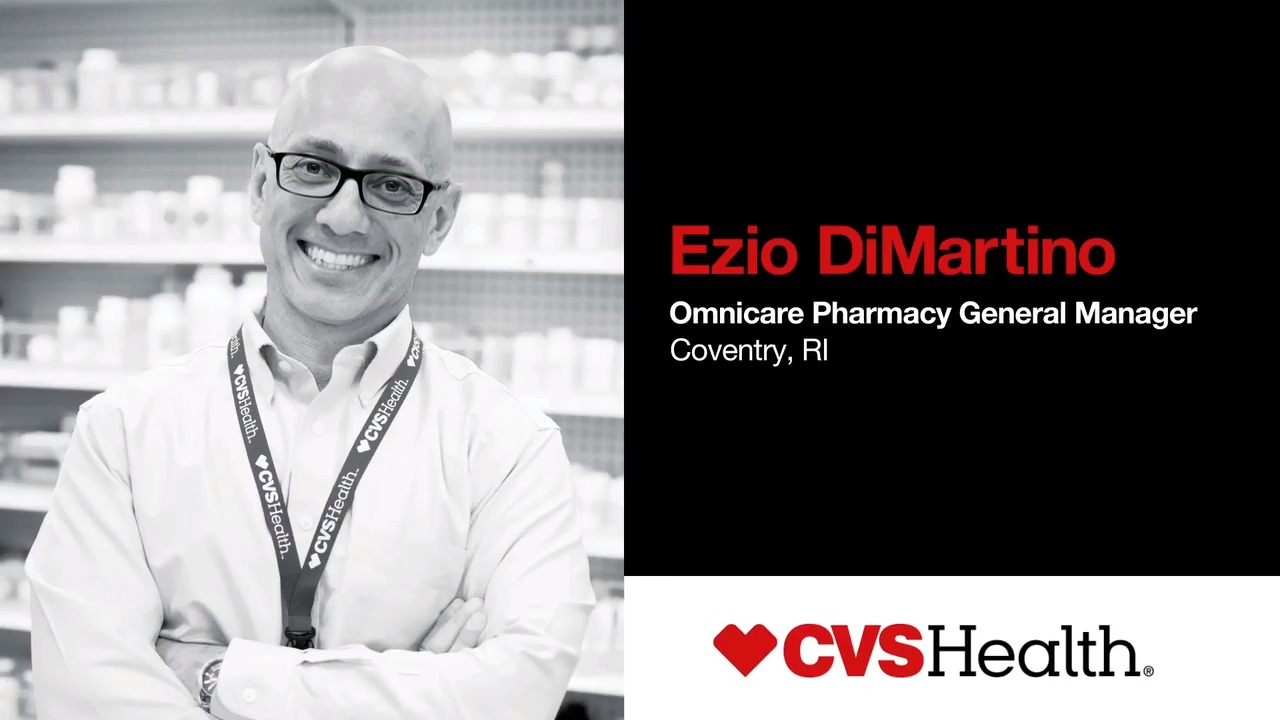 CVS Health — 2018 National Paragon Winner: Ezio DiMartino