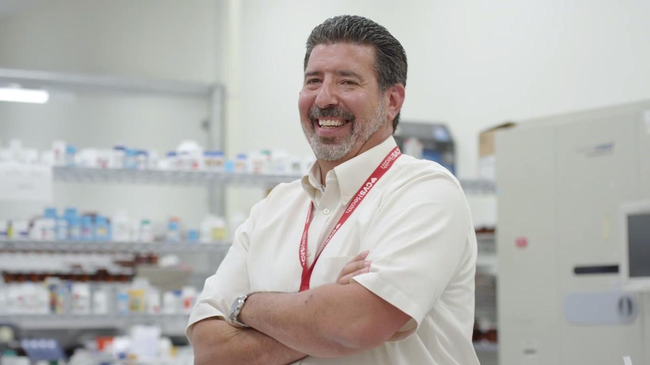 CVS Health — 2016 National Paragon Winner: Aldo Angoletta